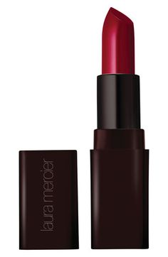 Laura Mercier Crème Smooth Lip Color available at #Nordstrom - SPICED ROSE or PLUM ORCHID
