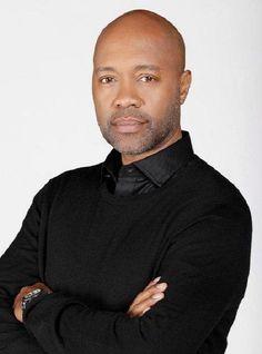 Palmer Williams Jr. as Floyd Jackson on the television sitcom Love Thy Neighbor.