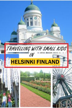 Helsinki Finland places to visit and tips when travelling with kids or not. Santas Lapland, Lapland Holidays, Monument Park, Santa Claus Village, Visit Helsinki, Finland Travel, Lapland Finland, National History, Family Picnic