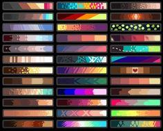 Punk's Color pallette 2 by Tanthea on DeviantArt Color Schemes Colour Palettes, Colour Pallette, Drawing Challenge, Art Challenge, Minecraft Banner Designs, Color Palette Challenge, Palette Art, Affinity Photo, Art Prompts