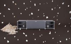 TV-Möbel und Mediamöbel | Lowboard Regalsystem | Fernsehmöbel | System 180