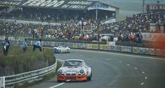 Das Werksteam von Porsche kehrte nach einem Jahr Pause wieder nach Le Mans zurück.