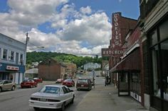 My home town, east liverpool, ohio