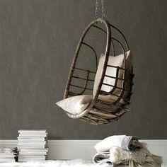 Le noir et blanc vliesbehang uni taupe (dessin 4081-14) kopen? Verfraai je huis & tuin met Behang van KARWEI