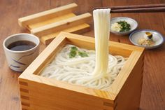 Kamaage-udon, taste the freshly boiled, warm and soft noodles