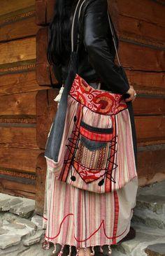 Marta Lelek/jamfashion - Recycled textile tote