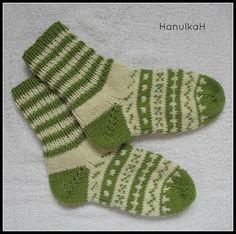 ponožky 0051 / Zboží prodejce HanulkaH | Fler.cz
