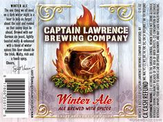 Captain Lawrence - Winter Ale