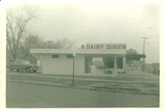 Wayne Dairy Queen in the 1950s