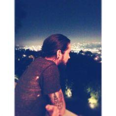 Tom Kaulitz, Tokio Hotel, Los Angeles