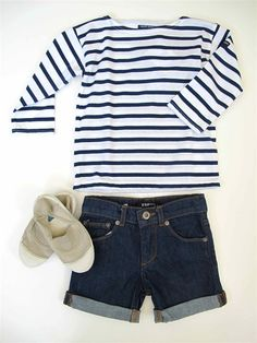/Simple summer style