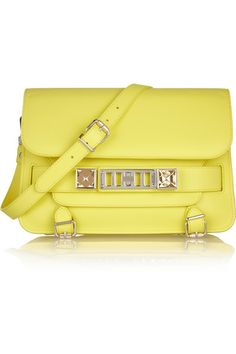 Proenza Schouler yellow PS11