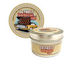 Detroit Barbecue Rub | Detroit Spice Co.