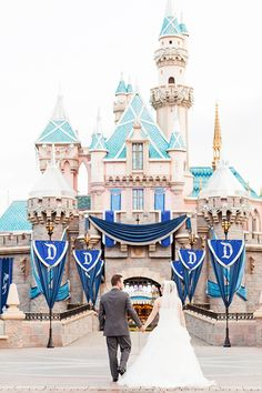 Dazzle on your special day with Disney's Fairy Tale Weddings & Honeymoons