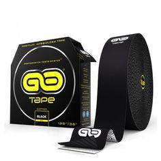 GO Tape 125' (35m) Bulk Roll - Black