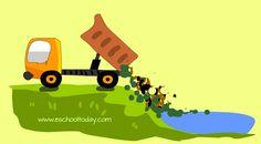 pollution deforestation essay