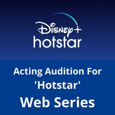 """Need 3 Female artists for the lead roles in a web series on """"Hotstar"""". The shoot locations are Mumbai. The post Acting audition for 'Hotstar' web series appeared first on Jobs and Auditions."""