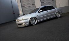 Will Volvo Wheels fit x-type? Jaguar Xjc, Jaguar Daimler, Xjr, E Type, Race Day, Retro Cars, Motor Car, Custom Cars, Cars