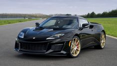 e71e911c8f69 The Lotus Evora Sport 410 GP Edition Brings the Iconic JPS Livery to the  U.S. New