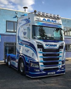 15 Best Trucks In The World [Cool Trucks Pictures] - Scania - Used Trucks, Rc Trucks, Big Rig Trucks, Trucks For Sale, Cool Trucks, Custom Big Rigs, Custom Trucks, Ford Falcon, Semi Trailer Truck