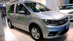 2016 Volkswagen Caddy TGI 81kW 110 PS ERDGAS  -  Exterior and Interior W...