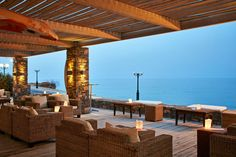 Amazing view of the Aegean!!! At the Island hotel ... Kato Gouves, Crete, Greece.