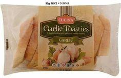 Aldi Garlic Bread