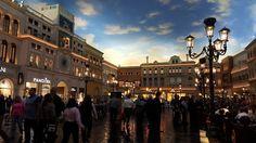 Venetian Hotel, Grand Canal Shops
