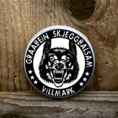 Graabein Villmark Beard Balm Beard Balm, Smell Good, The Balm