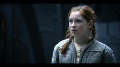 Mina Sundwall as Penny Robinson in season 1, episode 5 of Lost in Space. : Netflix