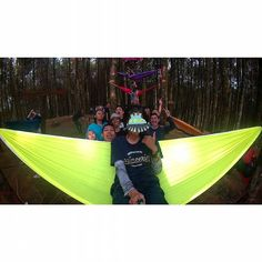"Orang"" di belakang adalah orang"" Ternyebelin terngeselin tukang ngebuli ter ter ter pokonya.  #bproid #bproidbandung #moko #bandung #bandung juara #nofilter #hammock #hammocklife by @silviadyta"