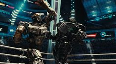 Real Steel <3