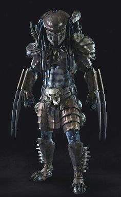 Top 10 Predator Clans from the Predator franchise, including the Lost Tribe, Elite Clan, Killer Predator Clan and the Super Predator Clan Alien Vs Predator, Predator Cosplay, Predator Costume, Wolf Predator, Predator Action Figures, Predator Mask, Predator Movie, Predator Figure, Alien Concept Art