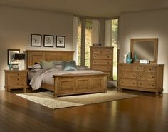 REFLECT OAK 4PC KING PANEL BEDROOM SET $2,297.77 Sku:146885 The Reflect Collection maintains an air of regal splendor and classic luxury. Meticulous craftsmanship exudes every piece with a Made in USA spirit and attitude. Retreat and relax in your calm surroundings every night while you enjoy the character and warmth of your USA made bedroom suite. Please visit our website for warranty and benefits.