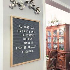 Letterbord quotes inspiratie. Borden zijn te koop in verschillende kleuren en maten.