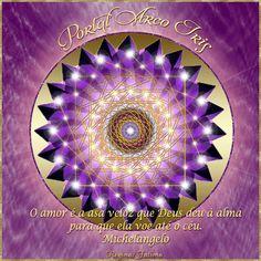 Mandala Violeta : http://portalarcoiris.ning.com/