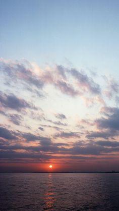 Harutaka Nodera Sunset October  http://sdes.bz/ip5/