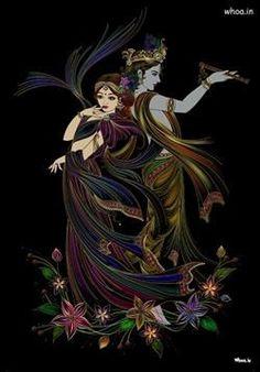 radha krishna paintings - Поиск в Google