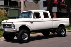 66 Ford 3/4 ton 4 door 4x4