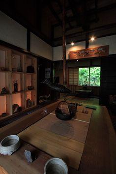 「月うさぎ」Japan Traditional Folk Houses  Cafe & Restaurant #nara
