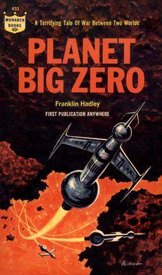 Planet Big Zero, book cover