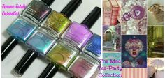 femme fatale cosmetics mad tea party