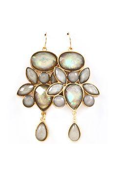 Danica Chandelier Earrings - Emma Stine Limited