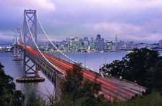 Las 10 ciudades más bellas de Estados Unidos,  San Francisco