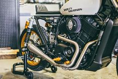 "Harley Street 500 ""The Thresher"" by Speed Merchant"