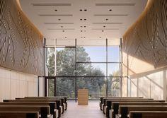 Wedding chapel of the Four Seasons Kyoto by HBA Design