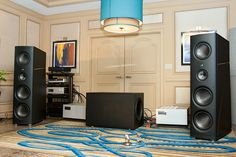 Dream system: Magico Q7 and QSub-18 with Soulution amplification