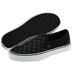 vans checkerboard srebrne
