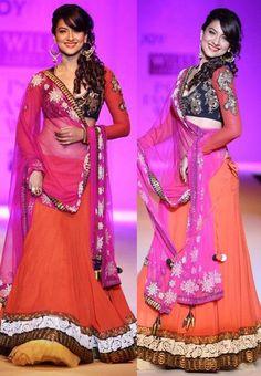 #GauharKhan #Bridal #Lehenga