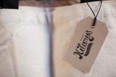 Vintage Clothing Hang Tags Hang tags